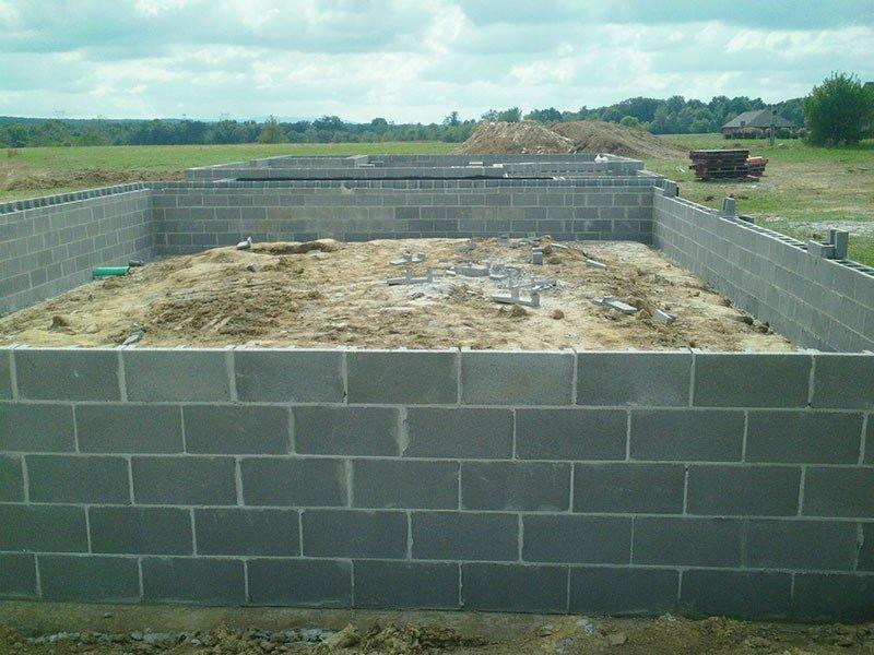 Basement Waterproofing Stamped Concrete Difranco
